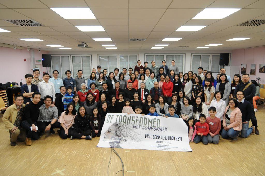 Foto peserta BCP dari Berlin