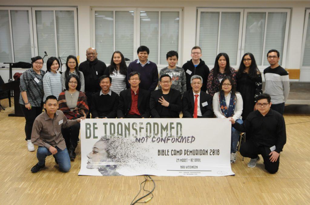 Foto peserta BCP dari Hamburg