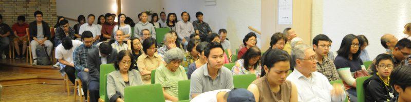 Jemaat yang hadir