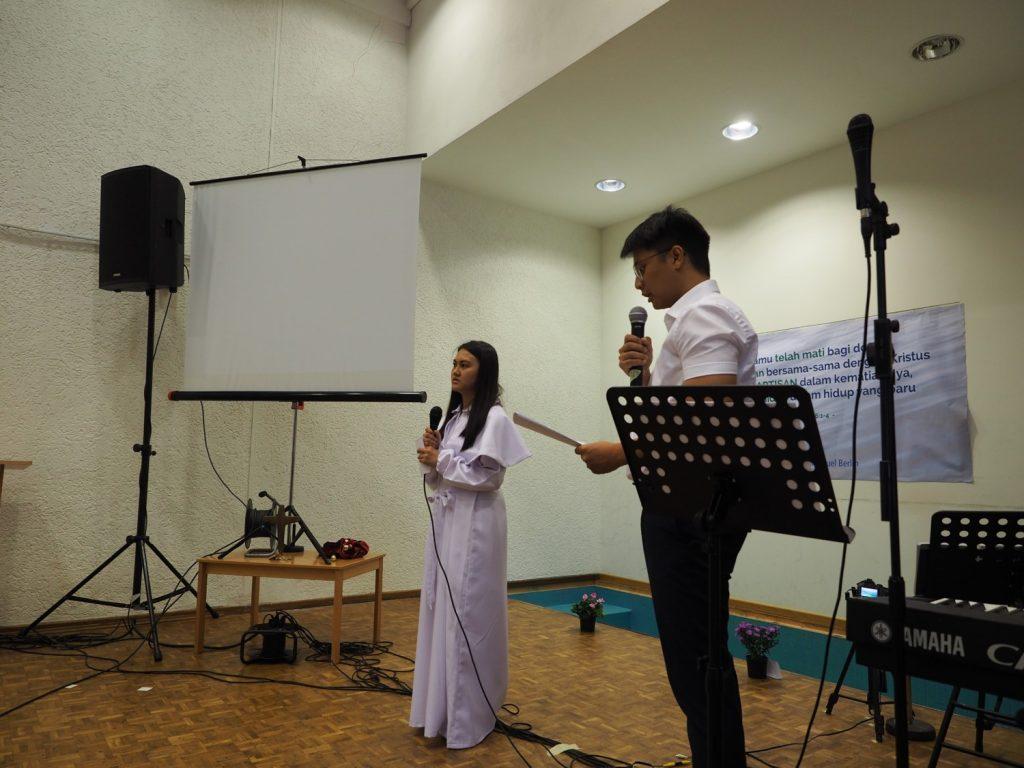 Prosesi Baptisan